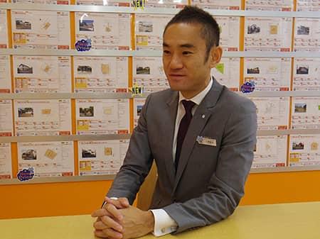 しずなび不動産 沼津バイパス店 店長:三澤 龍太